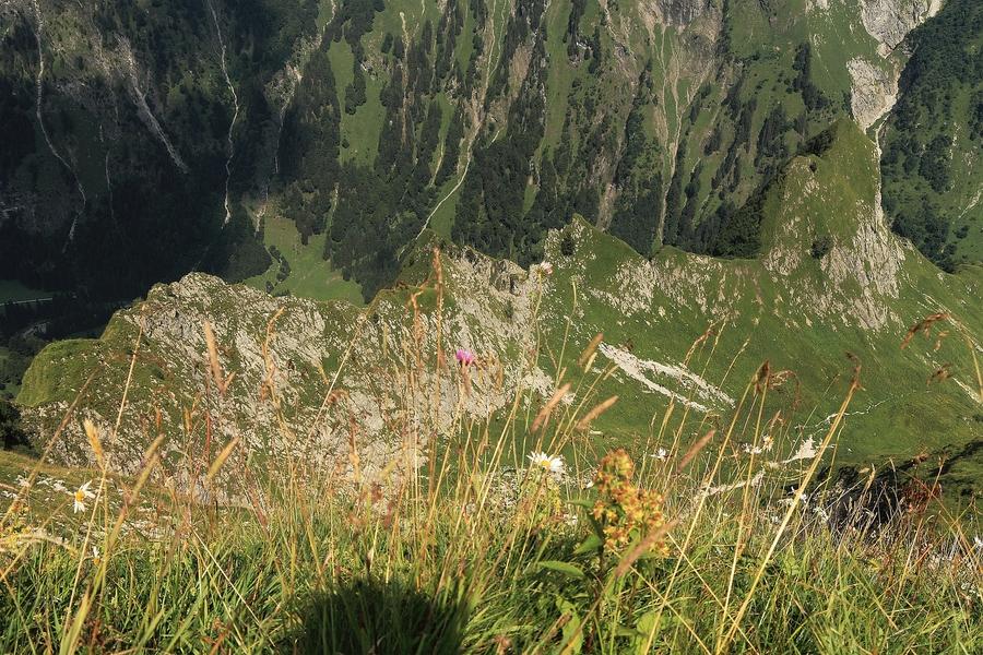 10_Kleine Höfats Nordostgrat und Seilhenker vom Gipfel.jpg