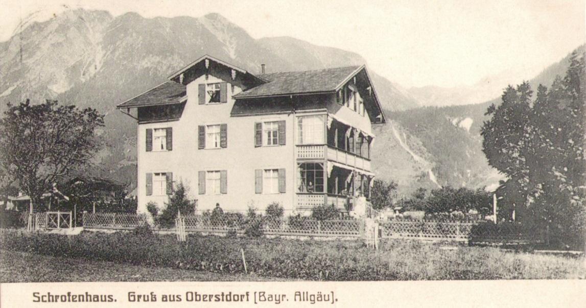 866_Oberstdorf Schrofenhaus um 1910paint.jpg