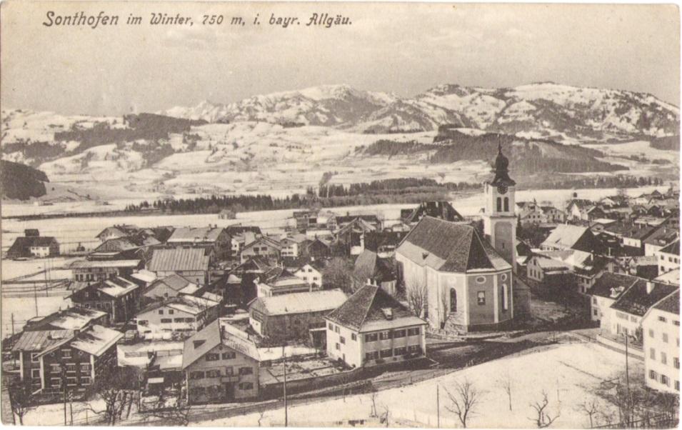 874_Sonthofen im Winter um 1910paint.jpg