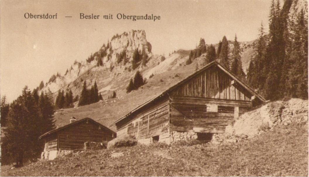 883_Besler und Obere Gundalpe um 1910paint.jpg