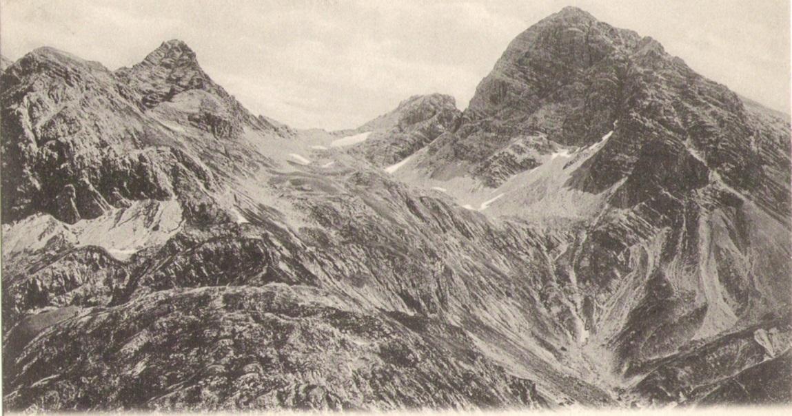 890_Oefnerspitze und Grosser Krottenkopf 1904paint.jpg