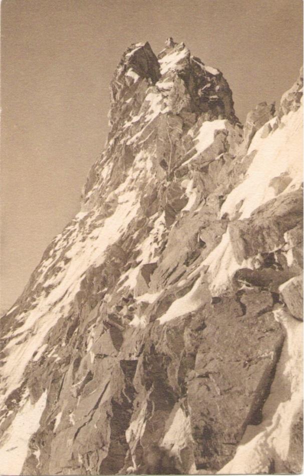 893_Zinalrothorn Gipfel um 1910paint.jpg
