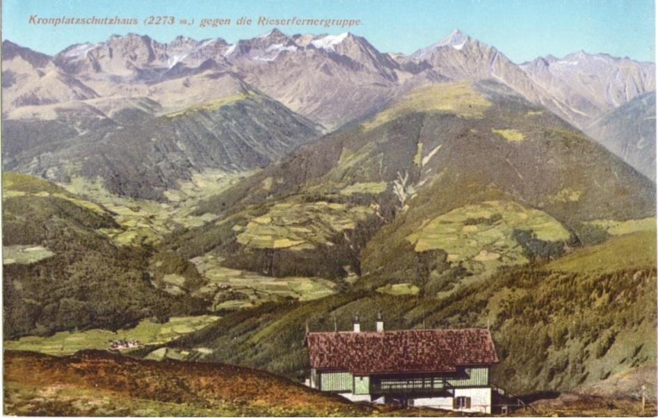 898_Brunecker Haus Kronplatz um 1910paint.jpg