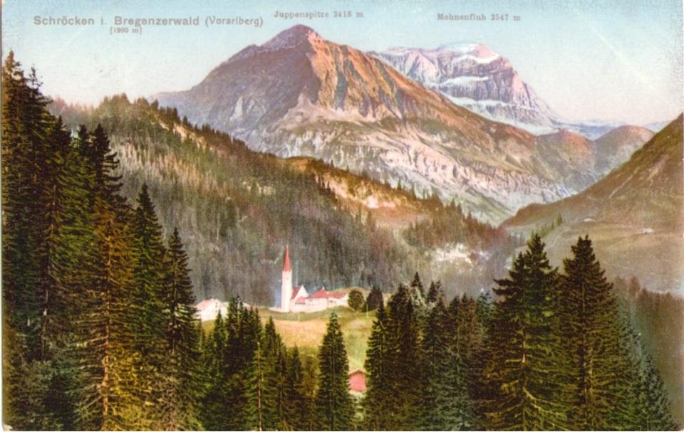 919_Schroecken im Bregenzerwald um 1910paint.jpg