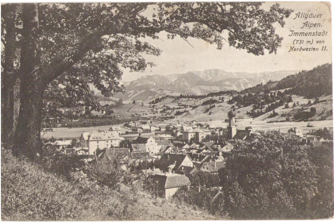 942_Immenstadt von Nordwesten 1907p.jpg