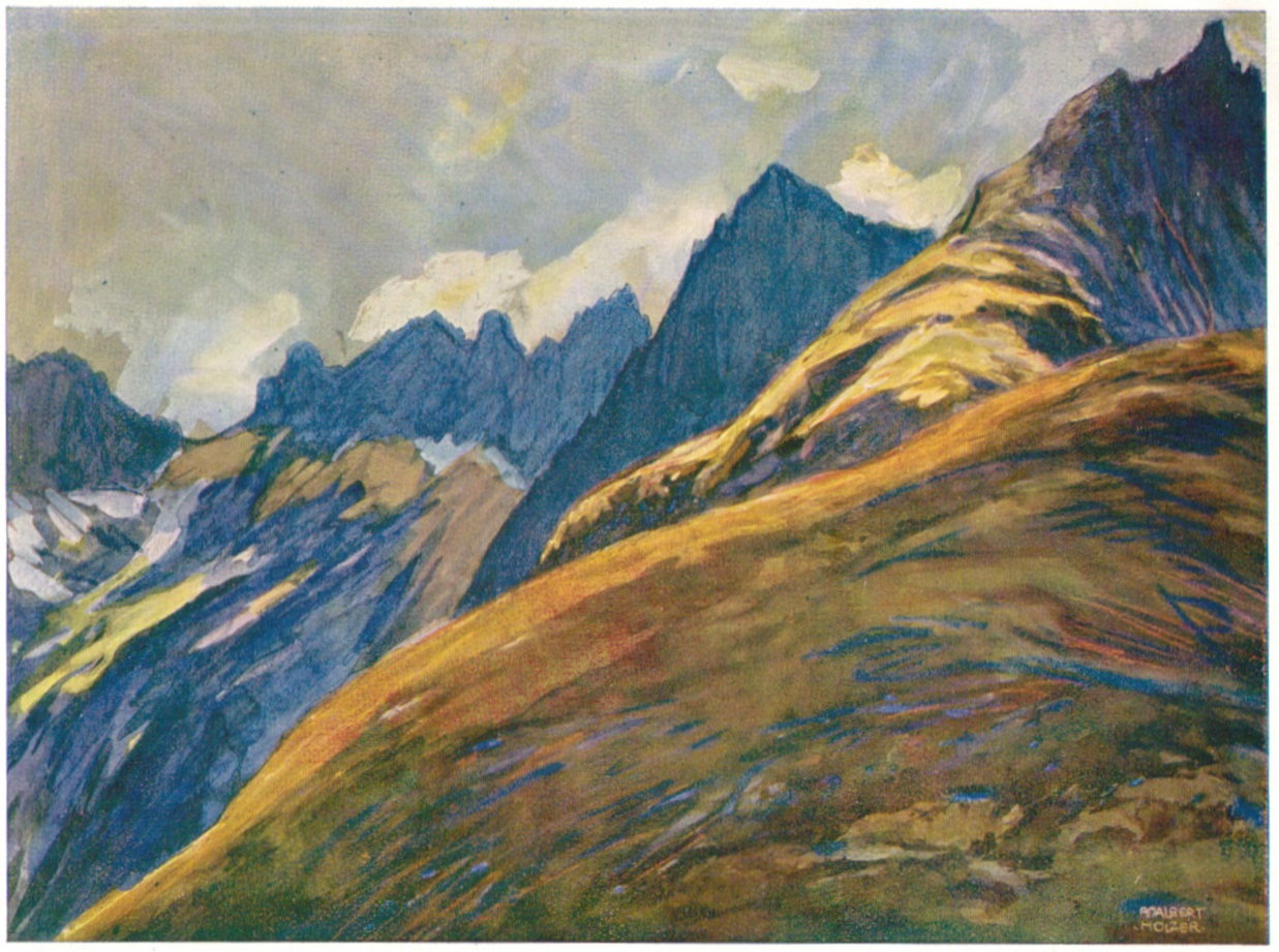 Adalbert Holzer - Einsame Bergwelt um 1930p.jpg