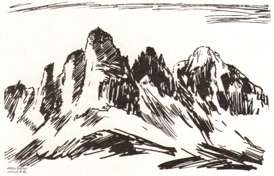 Adalbert Holzer - In den Dolomiten um 1920_1p.jpg