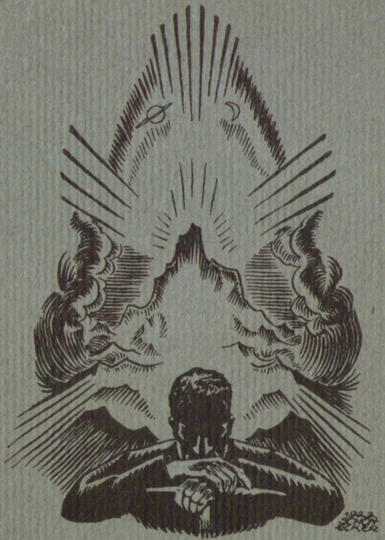 Anton Schoenecker - Tat und Traum 1922.jpg