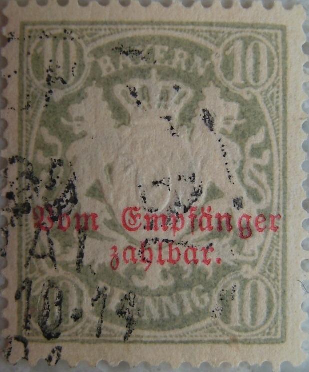 Briefmarke 10 Pfennig Hellgrau 1904paint.jpg