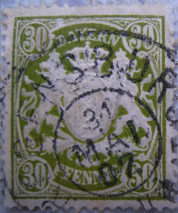 Briefmarke 30 Pfennig Gruenpaint.jpg