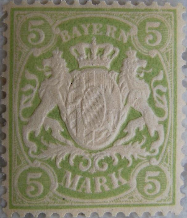 Briefmarke 5 Mark Hellgruenpaint.jpg