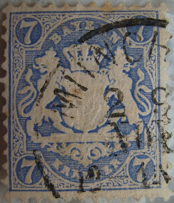Briefmarke 7 Kreuzer Blaupaint.jpg