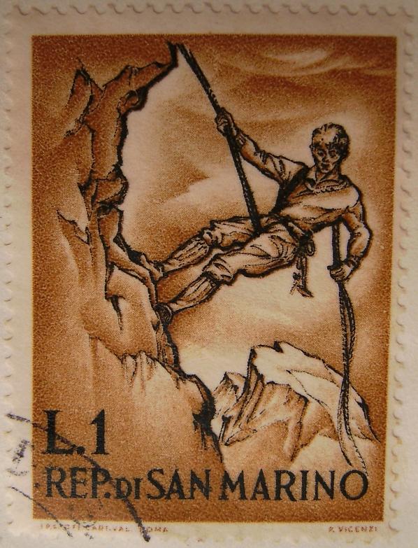 Briefmarkenserie La montagna 14_06_1962 San Marino01.jpg
