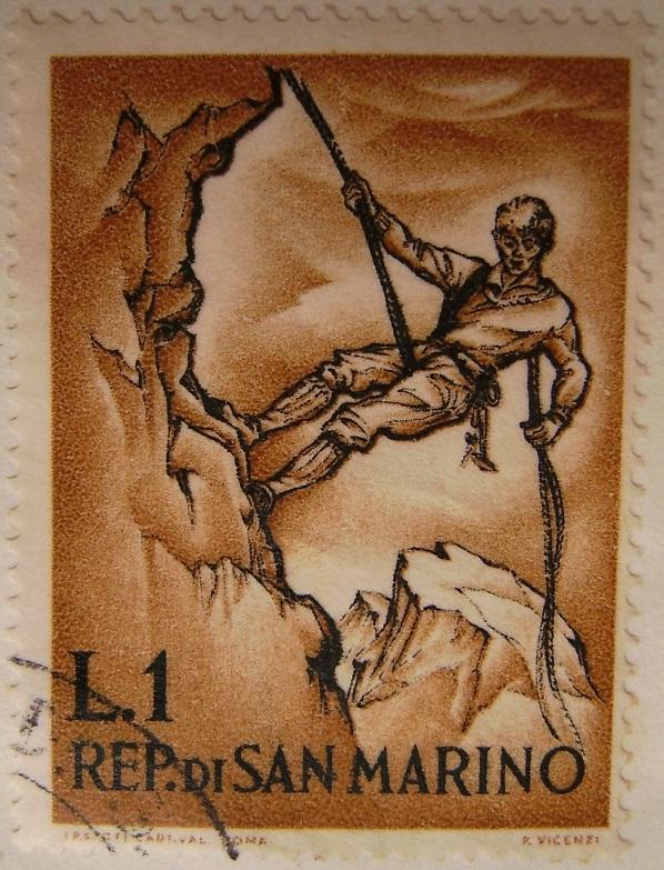 Briefmarkenserie La montagna 14_06_1962 San Marino01paint.jpg