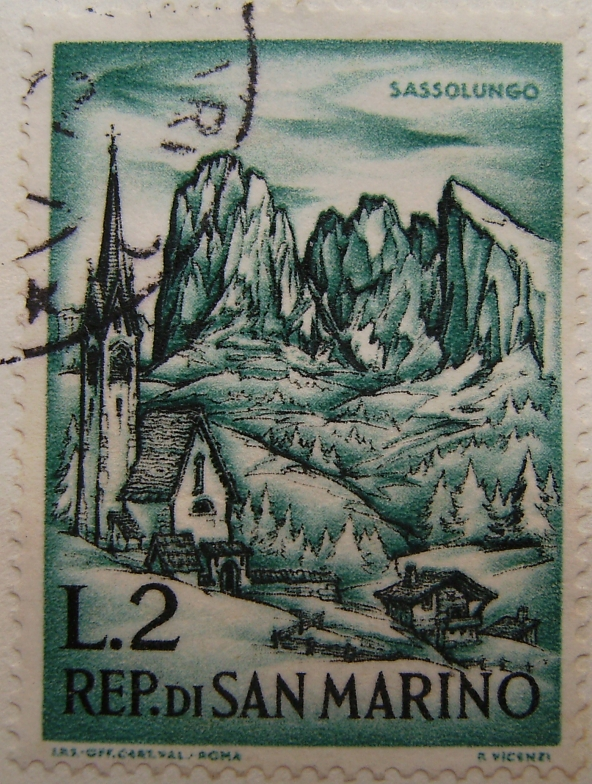 Briefmarkenserie La montagna 14_06_1962 San Marino02.jpg