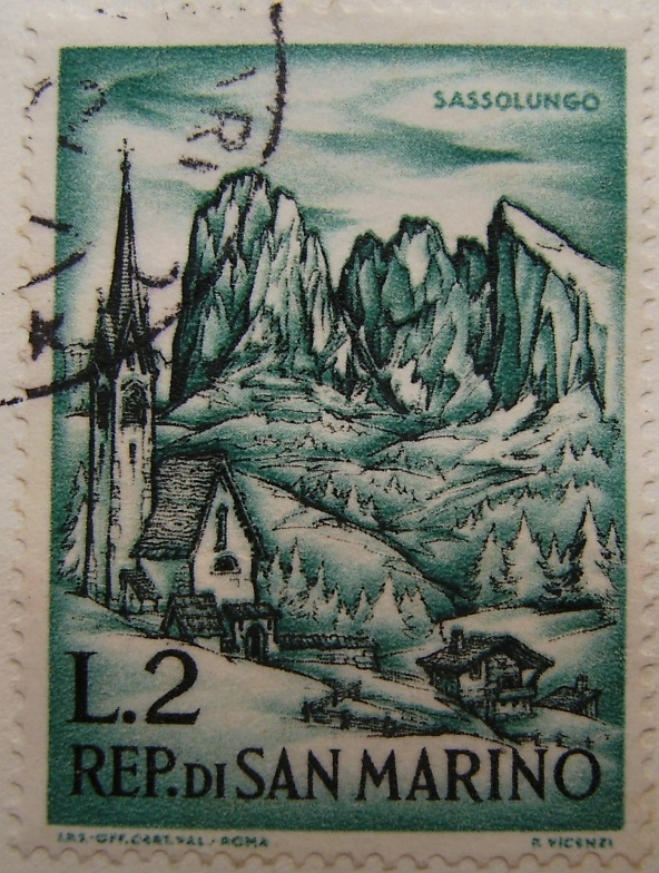 Briefmarkenserie La montagna 14_06_1962 San Marino02paint.jpg
