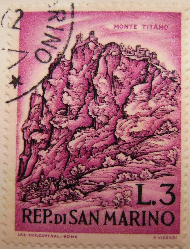 Briefmarkenserie La montagna 14_06_1962 San Marino03.jpg
