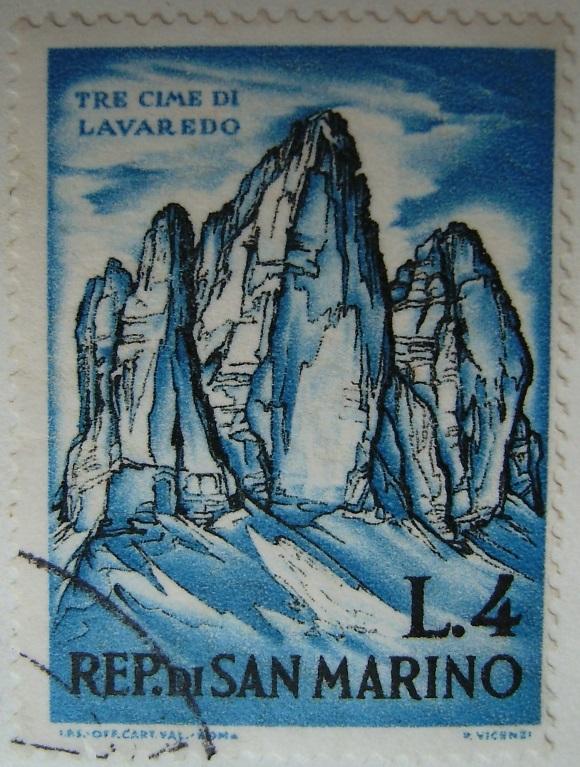 Briefmarkenserie La montagna 14_06_1962 San Marino04paint.jpg
