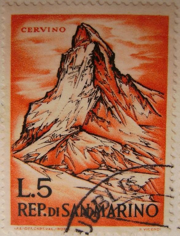Briefmarkenserie La montagna 14_06_1962 San Marino05paint.jpg