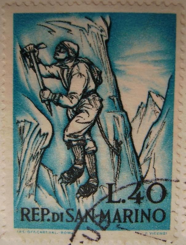 Briefmarkenserie La montagna 14_06_1962 San Marino08.jpg