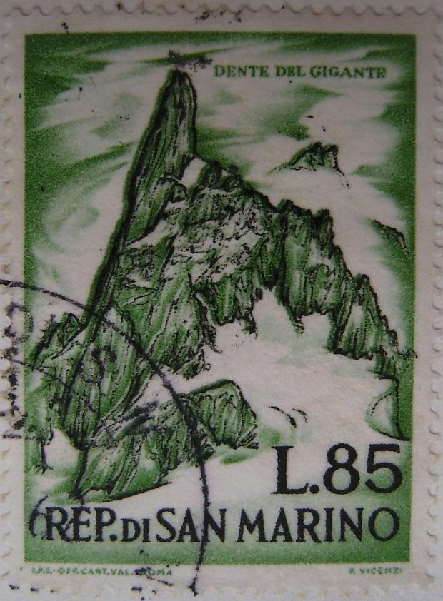 Briefmarkenserie La montagna 14_06_1962 San Marino09paint.jpg