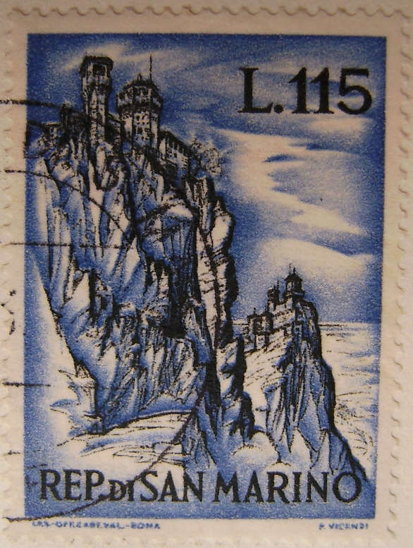Briefmarkenserie La montagna 14_06_1962 San Marino10.jpg