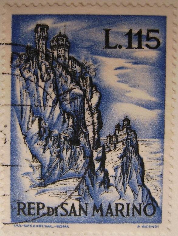 Briefmarkenserie La montagna 14_06_1962 San Marino10paint.jpg