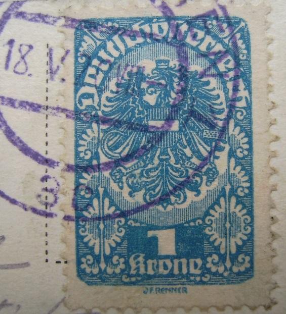 Deutschoesterreich 1 Krone blau 18_05_1920-01paint.jpg
