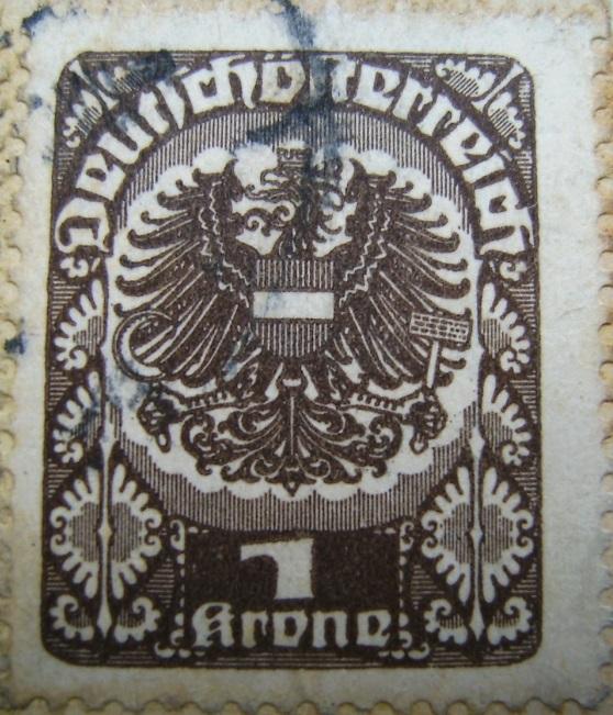 Deutschoesterreich 1 Krone braun 06_09_1921-02paint.jpg