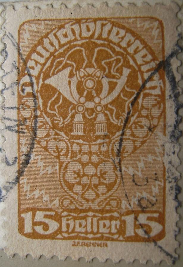 Deutschoesterreich 15 Heller gold 30_05_1923paint.jpg