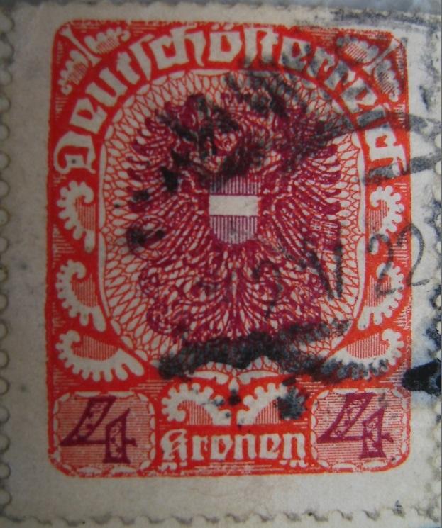Deutschoesterreich 4 Kronen rot 02_05_1922paint.jpg