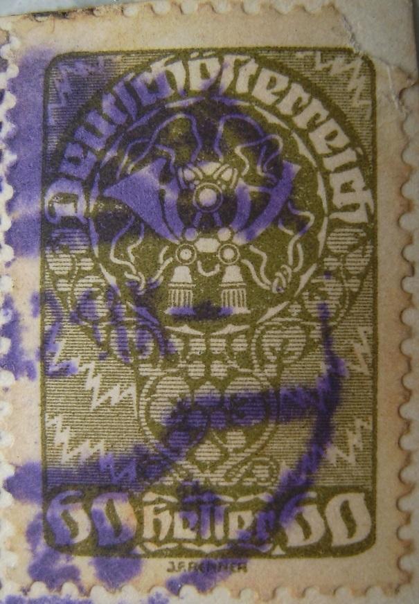 Deutschoesterreich 60 Heller gruen 23_07_1921paint.jpg