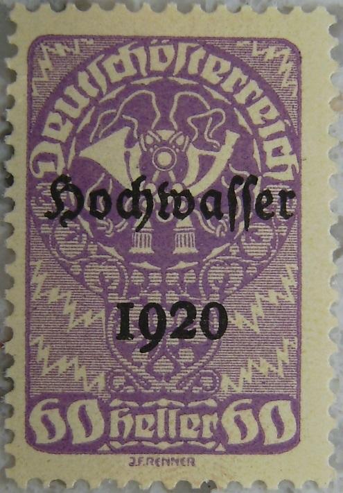 Deutschoesterreich Hochwasser 1920_09 - 60 Hellerp.jpg