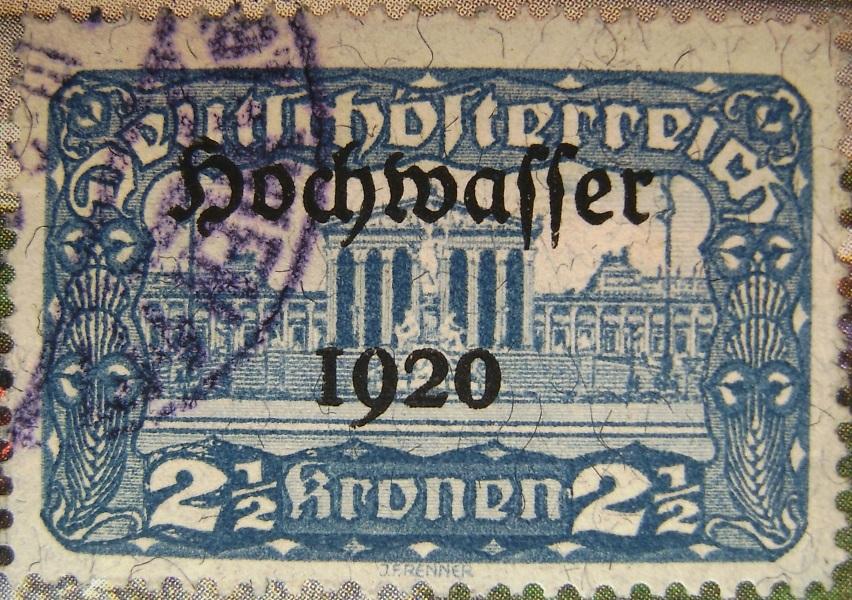 Deutschoesterreich Hochwasser 2_5 Kronen blau 01_03_1921paint.jpg