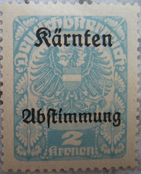Deutschoesterreich Kaernten Abstimmung12 2 Kronenp.jpg