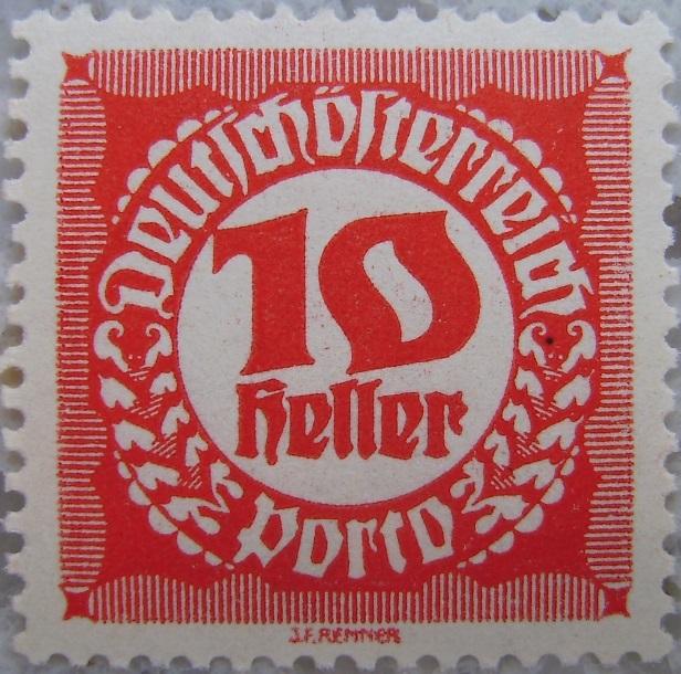 Deutschoesterreich Portomarke gezaehnt2 - 10 Hellerp.jpg