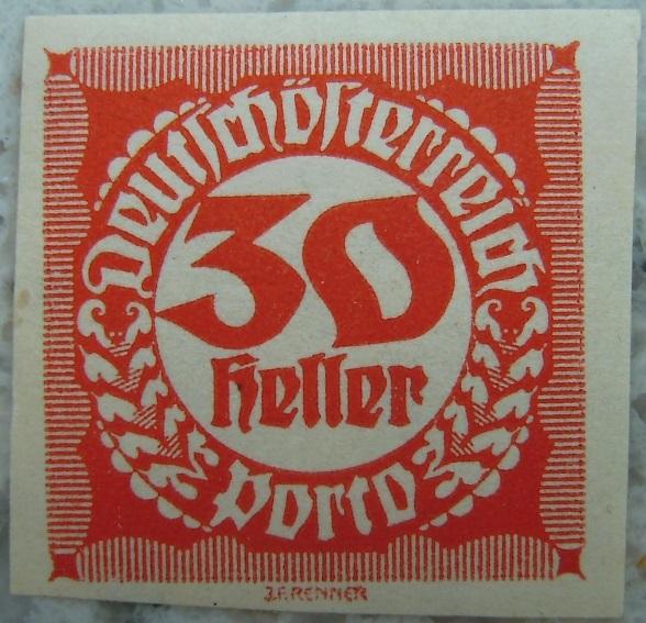 Deutschoesterreich Portomarke ungezaehnt6 - 30 Hellerp.jpg