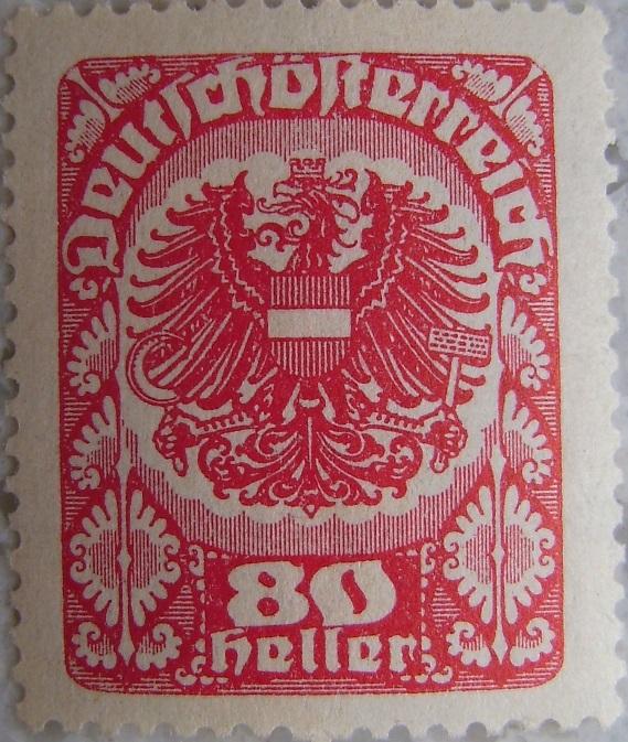 Deutschoesterreich postfrisch01 80 Hellerp.jpg