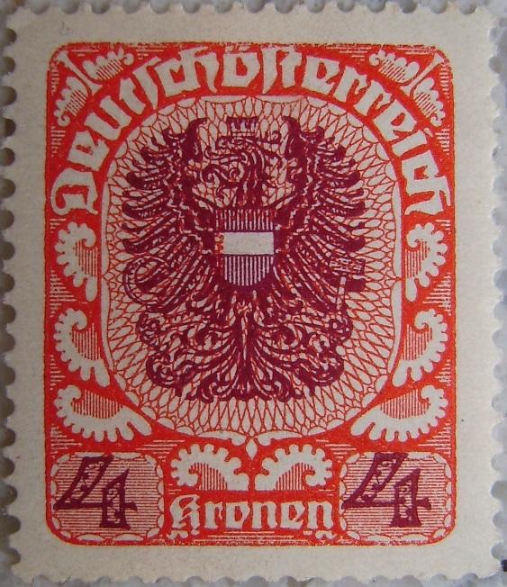 Deutschoesterreich postfrisch06 4 Kronenp.jpg