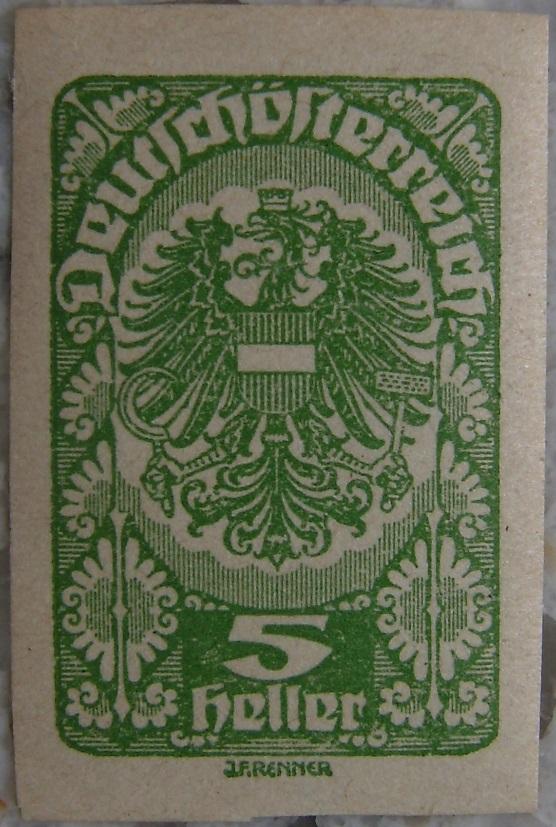 Deutschoesterreich ungezaehnt01 5 Hellerp.jpg