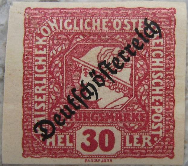Deutschoesterreich Zeitungsmarke Stempelaufdruck5p.jpg