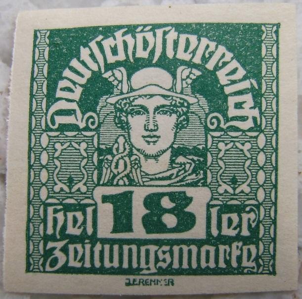 Deutschosterreich Zeitungsmarke10paint.jpg