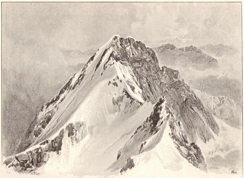 Edward Theodore Compton - Eiger vom Gipfel des Moench 1890p.jpg
