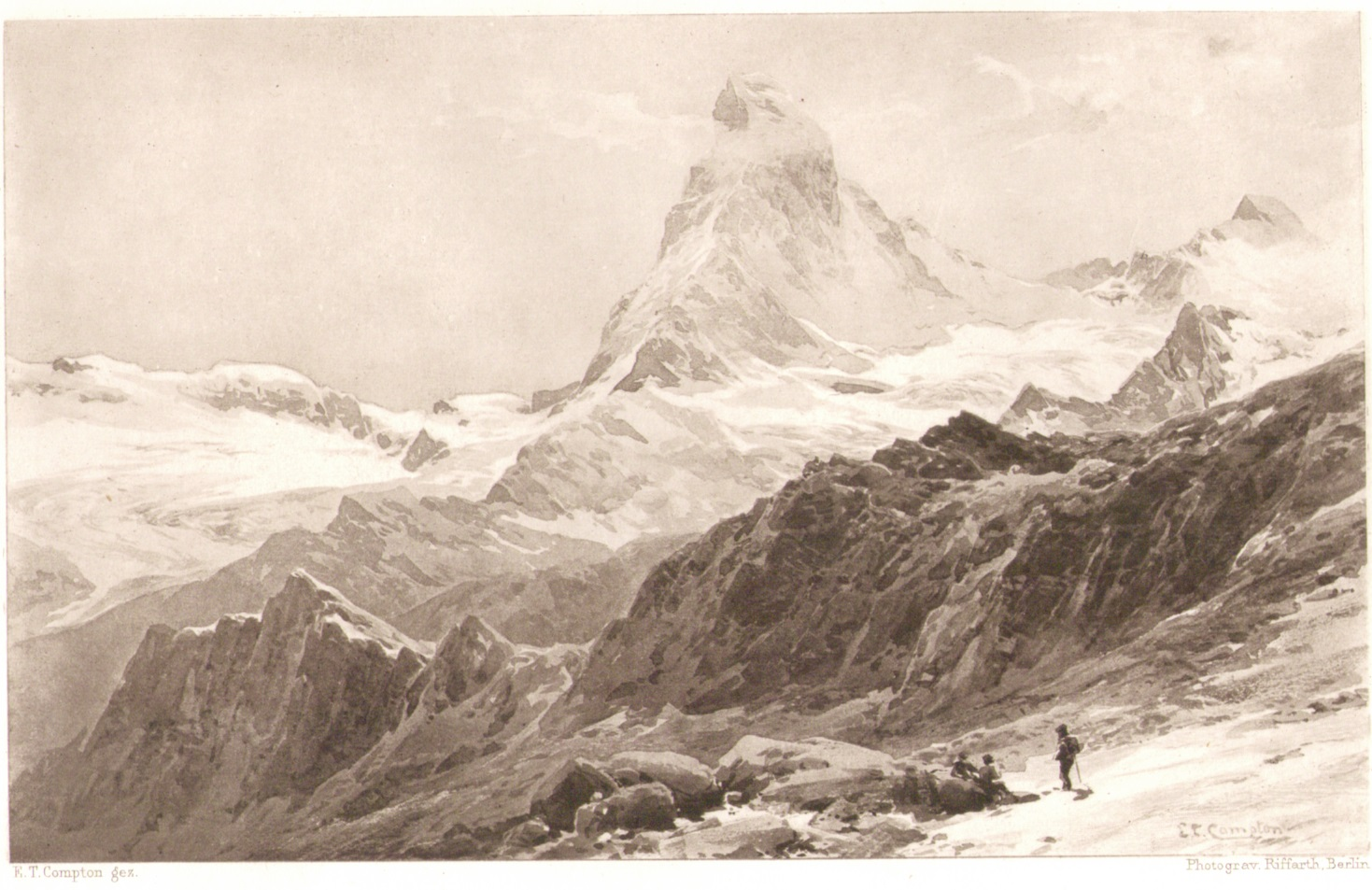 Edward Theodore Compton - Matterhorn 1889p.jpg
