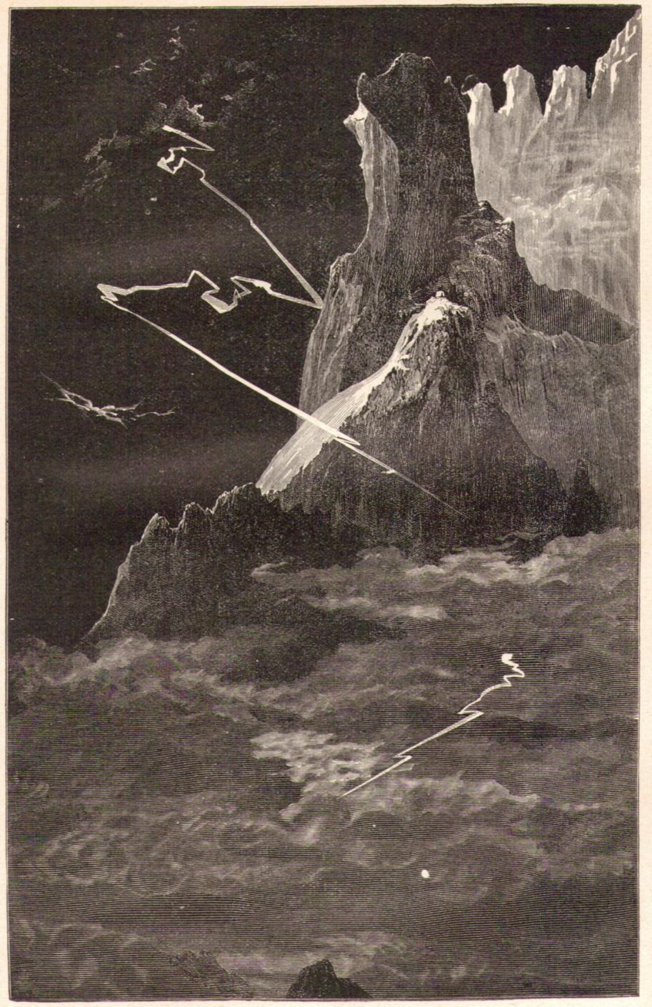 Edward Whymper05 Gewitter am Matterhorn am 10 August 1863p.jpg
