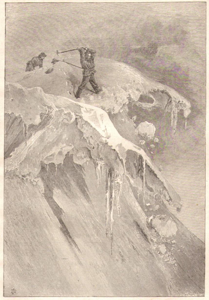 Edward Whymper06 Gipfel des Momingpasses 1864p.jpg