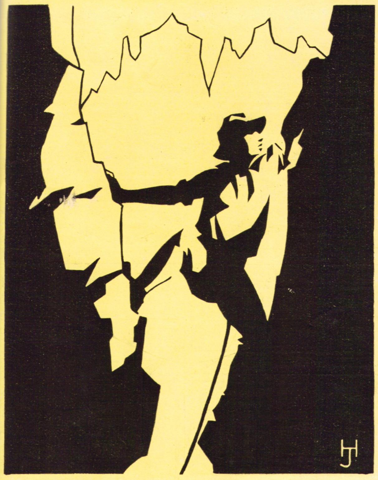 Hans Jemueller - Kletterer im Kaminpaint.jpg