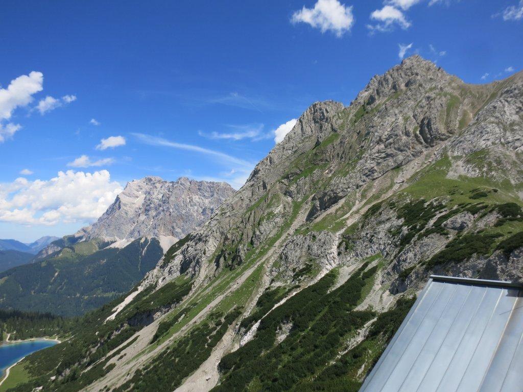 Klettersteig Tajakante : Klettersteig tajakante festivaltour